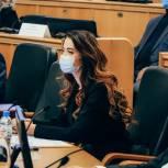 Ольга Швецова: Бюджет области остается социально ориентированным