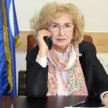 Татьяна Панфилова: Ремонт дороги в Кадоме находится на моем личном контроле