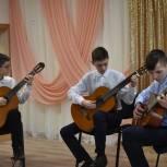 В рамках партпроекта в Александро-Невском отремонтировали детскую музыкальную школу
