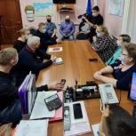 В Тельвиске обсудили проблему транспортного сообщения в период межсезонья