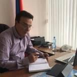 Депутат Госдумы от Кузбасса провел прием по вопросам ЖКХ