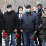 Дмитрий Саблин принял участие в акции «Сирень Победы» в районе Солнцево