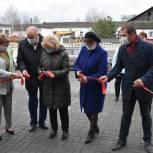 В Сасове благодаря проекту «Единой России» открыли после капремонта школу искусств