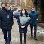 Сергей Керселян провел мониторинг аптеки и объектов общественного питания городского округа Ивантеевка