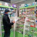 В Лузе «Народный контроль» проверил наличие в аптеках лекарств от коронавируса