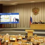 В первом чтении Госсоветом принят главный финансовый документ республики