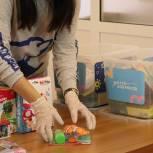 Полтысячи игрушек собрали хабаровские волонтеры для детей в больницах
