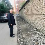 """Виктор Воропаев: """" Важно своевременное реагирование на просьбу избирателей"""""""