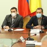 Депутаты обсудили вопросы обеспеченности лекарственными препаратами и контроля их качества