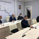 Заседание фракции «Единой России» в совете депутатов прошло в Люберцах в режиме ВКС