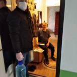 Депутат Дмитрий Маштаков стал волонтером проекта «Доступная вода» в Первоуральске