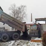 Член фракции «Единая Россия» в гордуме помог закупить дрова и уголь