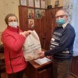 В Кораблине активистам общественной организации вручили подарки от депутата
