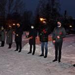 Тоболяки почтили память погибших журналистов