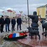 Единороссы почтили память участников оленно-транспортных батальонов