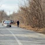 Жители Волжского района предлагают адреса для ремонта тротуаров по проекту Николая Панкова