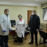 Александр Трубников: «Будем делать все для того, чтобы наши медики не чувствовали себя одинокими в это непростое время»