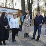 Единороссы Сергиева Посада провели выездную встречу на Скитских прудах