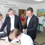 Артем Кавинов: «Федеральное проектное финансирование работает на поддержку и развитие народных промыслов»