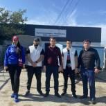 Акцию ко Всемирному дню защиты животных провели молодогвардейцы Дагестана