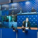Дмитрий Медведев обсудил с молодыми депутатами тему политической конкуренции