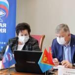 Валентина Кабанова и Олег Соковиков провели партийный прием жителей Павловского Посада