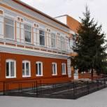 В Сасове завершается капитальный ремонт детской школы искусств