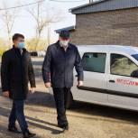 Условия приемлемые: Денис Голобородько проверил ситуацию в районной больнице Благовещенки