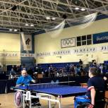 Брянские молодогвардейцы приняли активное участие в организации турнира для лиц с ограниченными возможностями здоровья