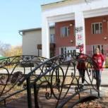 Центральный парк в Варнавине преобразился после благоустройства