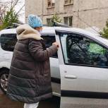 Региональное отделение «Единой России» в Кузбассе предоставило два автомобиля для перевозки врачей