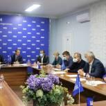 Партийцы предложили кандидатуру сенатора от Рязанской облдумы