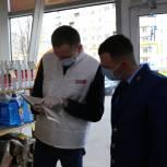 Молодогвардейцы выступили против незаконной торговли алкоголем в Иволгино