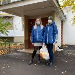 В волонтерские штабы «Единой России» обращаются все больше москвичей, находящихся на самоизоляции