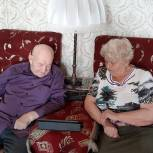 Рязанским пенсионерам показали онлайн-концерт «Дневники памяти»