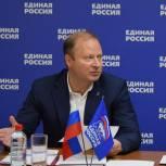 Виктор Шептий: «Люди могут обращаться в партию с просьбами и предложениями — их услышат»