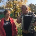 День пожилого человека самарские активисты-общественники  провели на природе