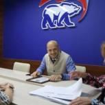 Дмитрий Голубков провел встречу с учителями Ликинской школы