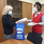 На базе королёвской «Единой России» заработал волонтёрский штаб