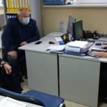 Владимир Шапкин посетил управление единого информационно- расчетного центра «Балашиха»
