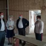 Вячеслав Крымов проконтролировал реализацию программы капитального ремонта в Домодедове