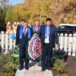 В Бижбулякском районе по проекту «Реальные дела» установили очередной памятник погибшим на войне