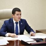 Губернатор Ямала Дмитрий Артюхов провел прием граждан