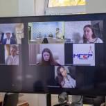 Столичные единороссы провели рабочую встречу с представителями ВОД «Волонтеры Победы» по вопросам взаимодействия в рамках акции «Я. Помню»