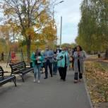Рязанцы положительно оценили качество ремонта Комсомольского парка