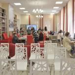 В Касимове открылась модельная библиотека