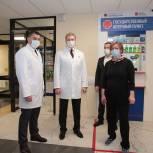 Единороссы открыли в Одинцово новый консультативно-диагностический центр на 1500 посещений в смену
