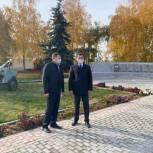 Координатор партпроекта «Городская среда» остался доволен качеством отремонтированных объектов в Новых Бурасах