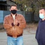 Состоялась встреча Александра Янкловича с жителями Зонального поселка