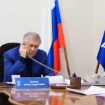 Эрнест Валеев провел личный прием граждан дистанционно